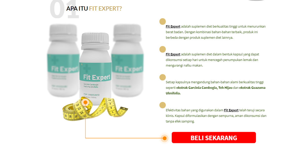 fit expert 1